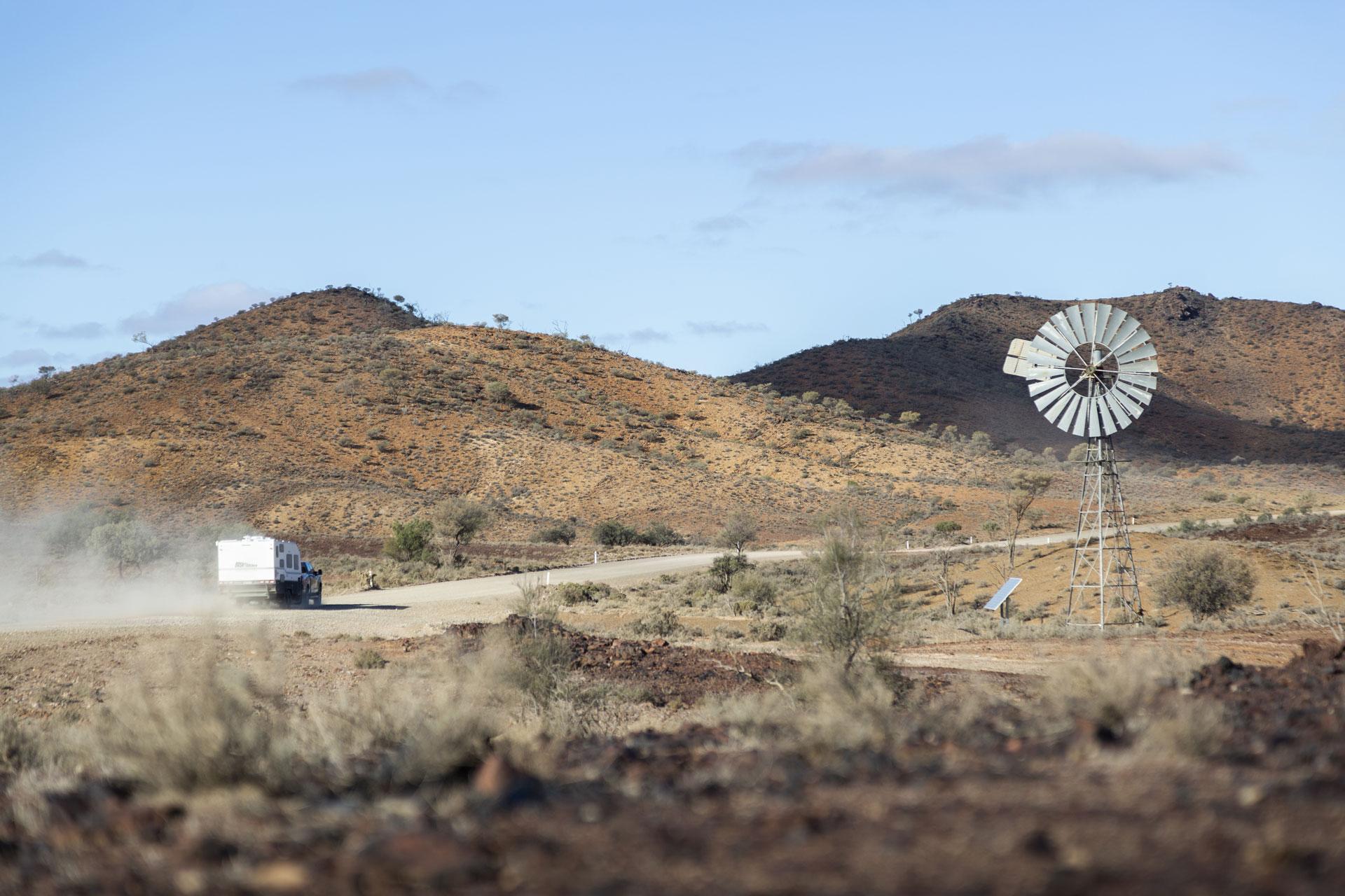 Bushtracker Australian Outback Caravans