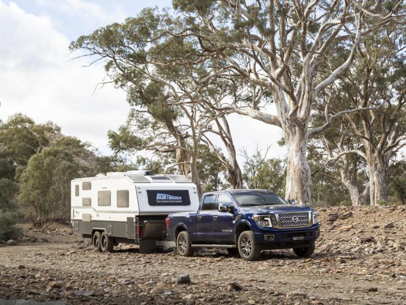 Bushtracker Offroad Caravan
